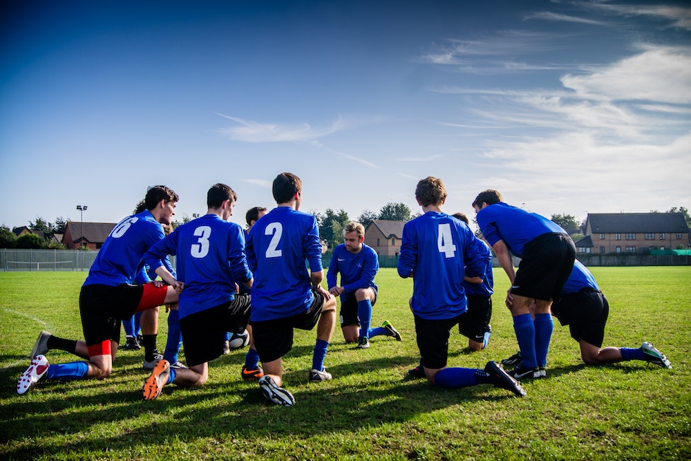 How to manage a youth sports team